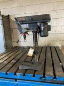 Clarke CDP1518 metal worker 240v bench mounted pillar drill