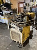 Tecarc SWF MIG 400S MIG welding set c/w F40 Wire Feeder