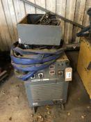 Tecarc SWF MIG 400S MIG welders & F40 Wire Feeder