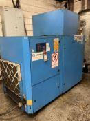 Boge S75-2 compressor