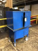 Heavy Duty mobile Steel Cabinet