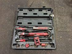 Kennedy BRK010 10t Body Repair Kit c/w Wheeled Case