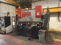Edwards Pearson PR3 60x2050 press brake