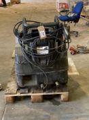 Karcher Professional HDS 6/12C Hot Water & Steam Pressure Washer 240V