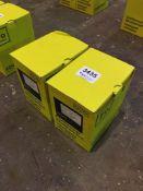 (2) FO Formoa Forgeway adhesive/sealant boxed