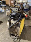 Tecarc MIG 400S MIG welding set c/w F40 Wire Feeder