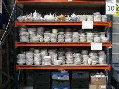Quantity of various style Vintage crockery