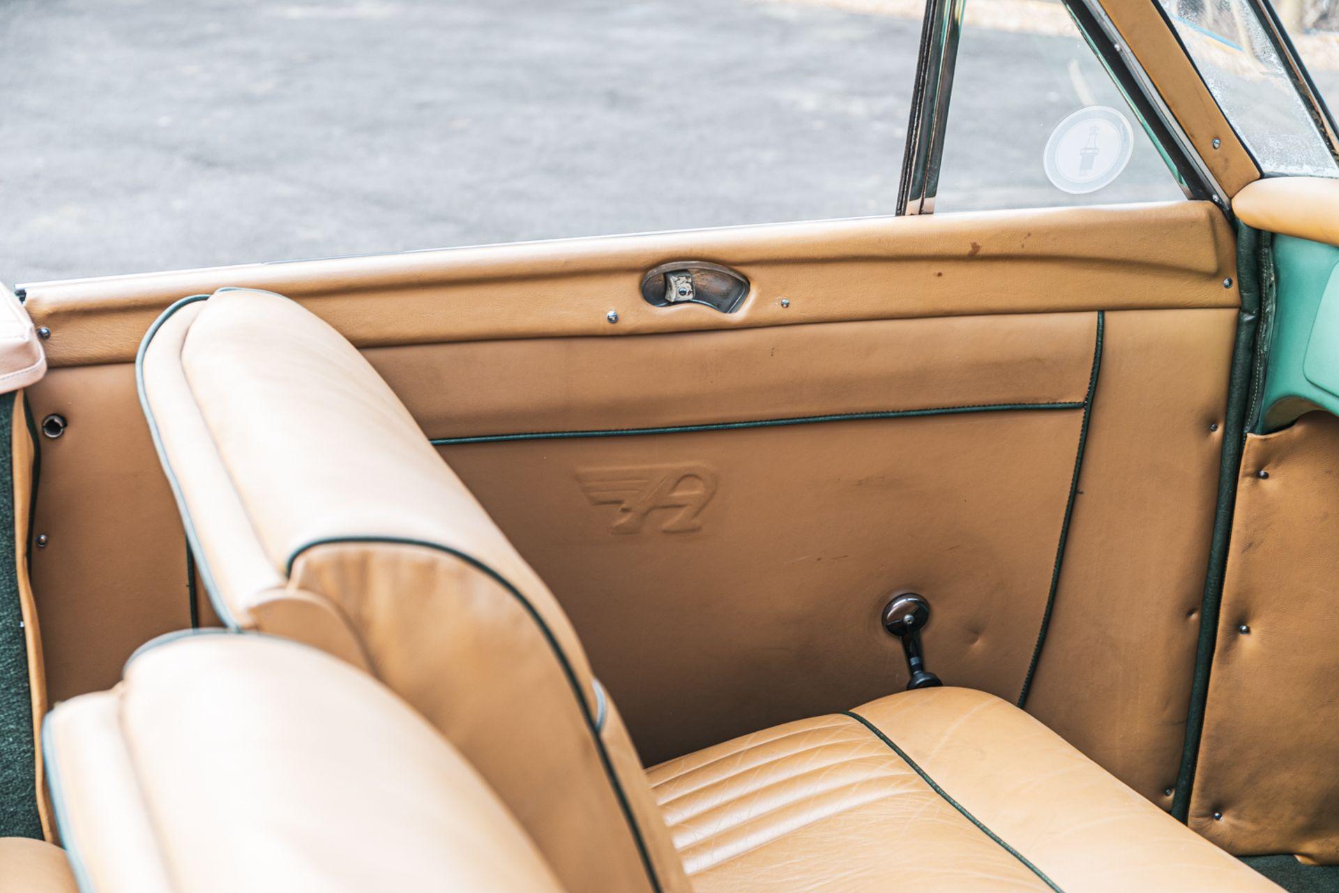 Lot 114 - 1950 Austin A90 Atlantic Convertible