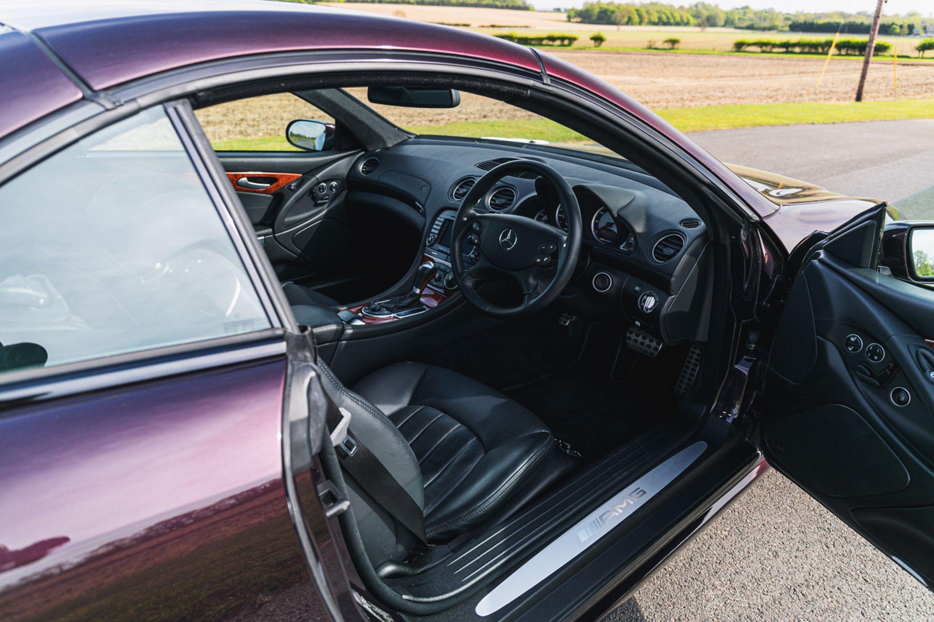Lot 123 - 2004 Mercedes-Benz SL65 AMG (R230)