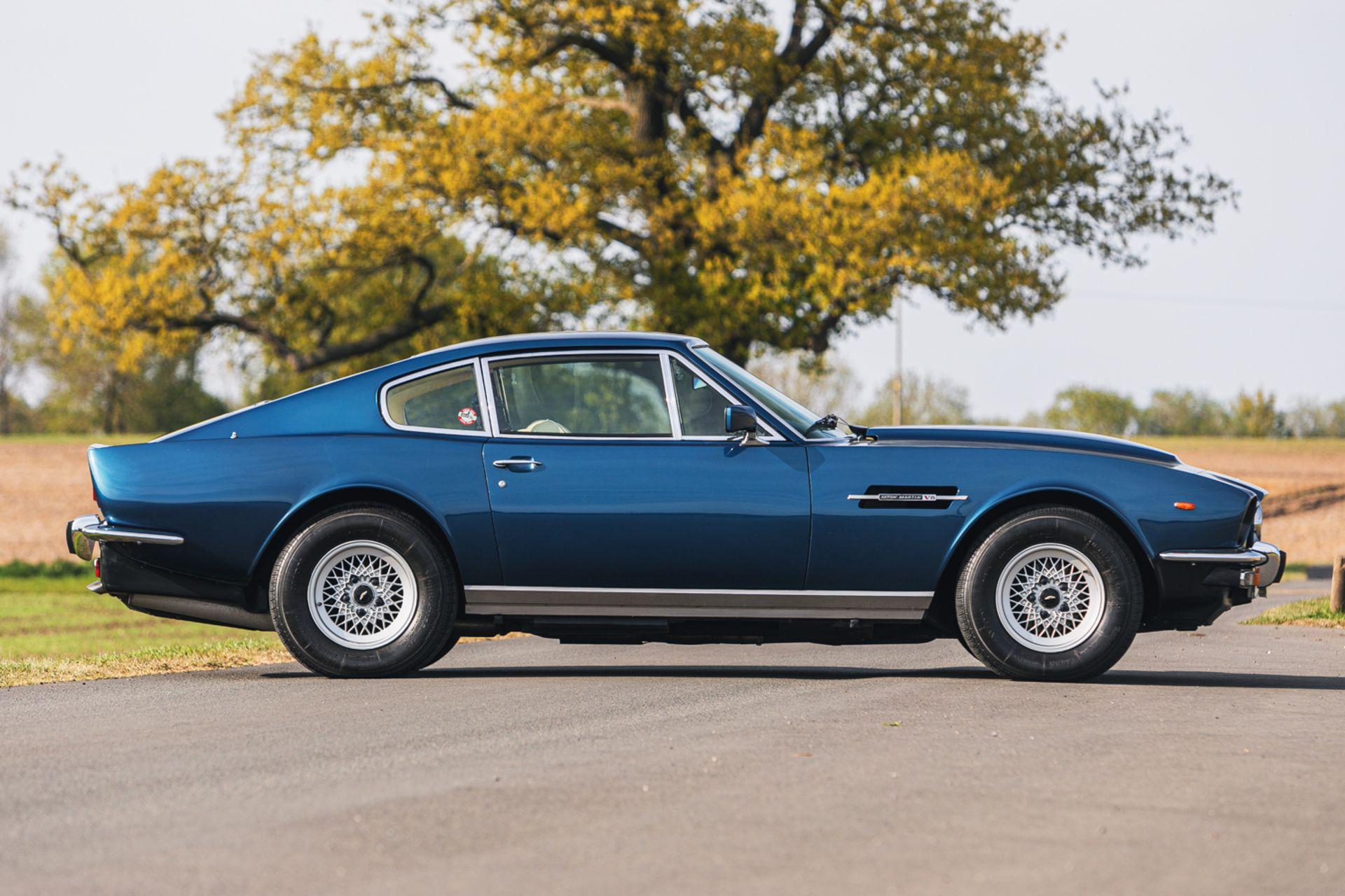 Lot 128 - 1984 Aston Martin V8 Series 4 'Oscar India'