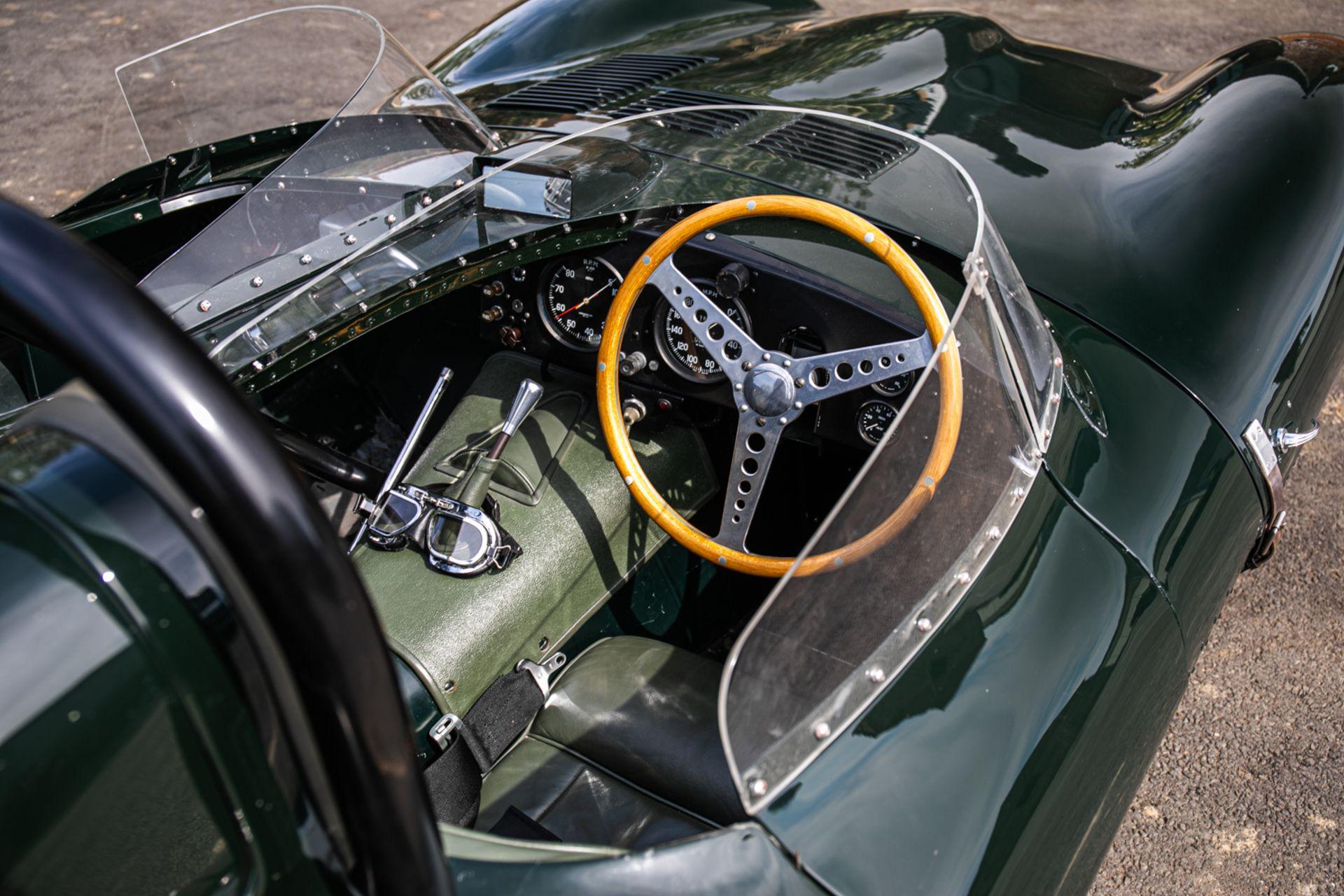 Lot 116 - 1962 Jaguar D-Type 'Short Nose' Recreation