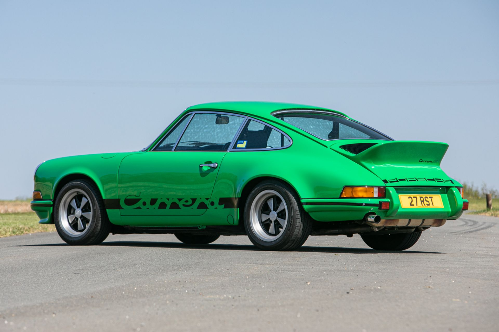 Lot 117 - 1971 Porsche 911 2.7-Litre RS recreation