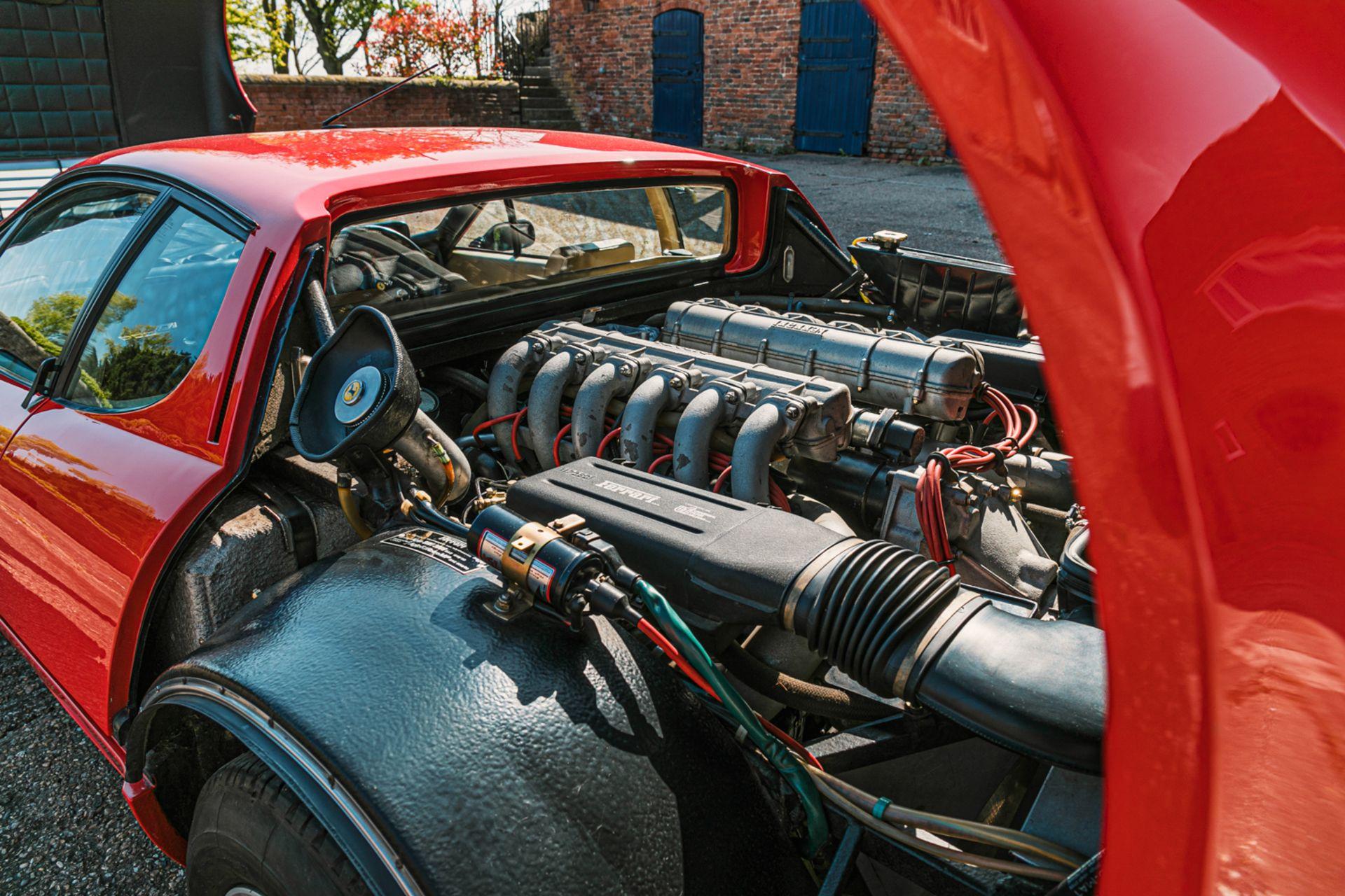 Lot 139 - 1982 Ferrari 512 BBi
