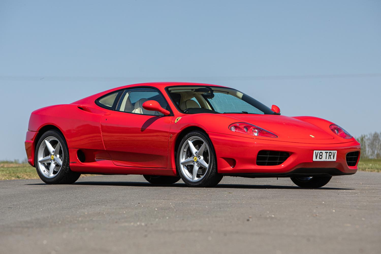 Lot 130 - 1999 Ferrari 360 Modena F1