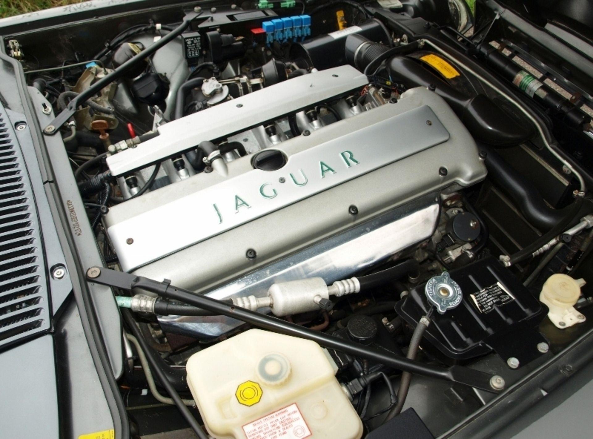 Lot 197 - 1995 Jaguar XJS 4.0