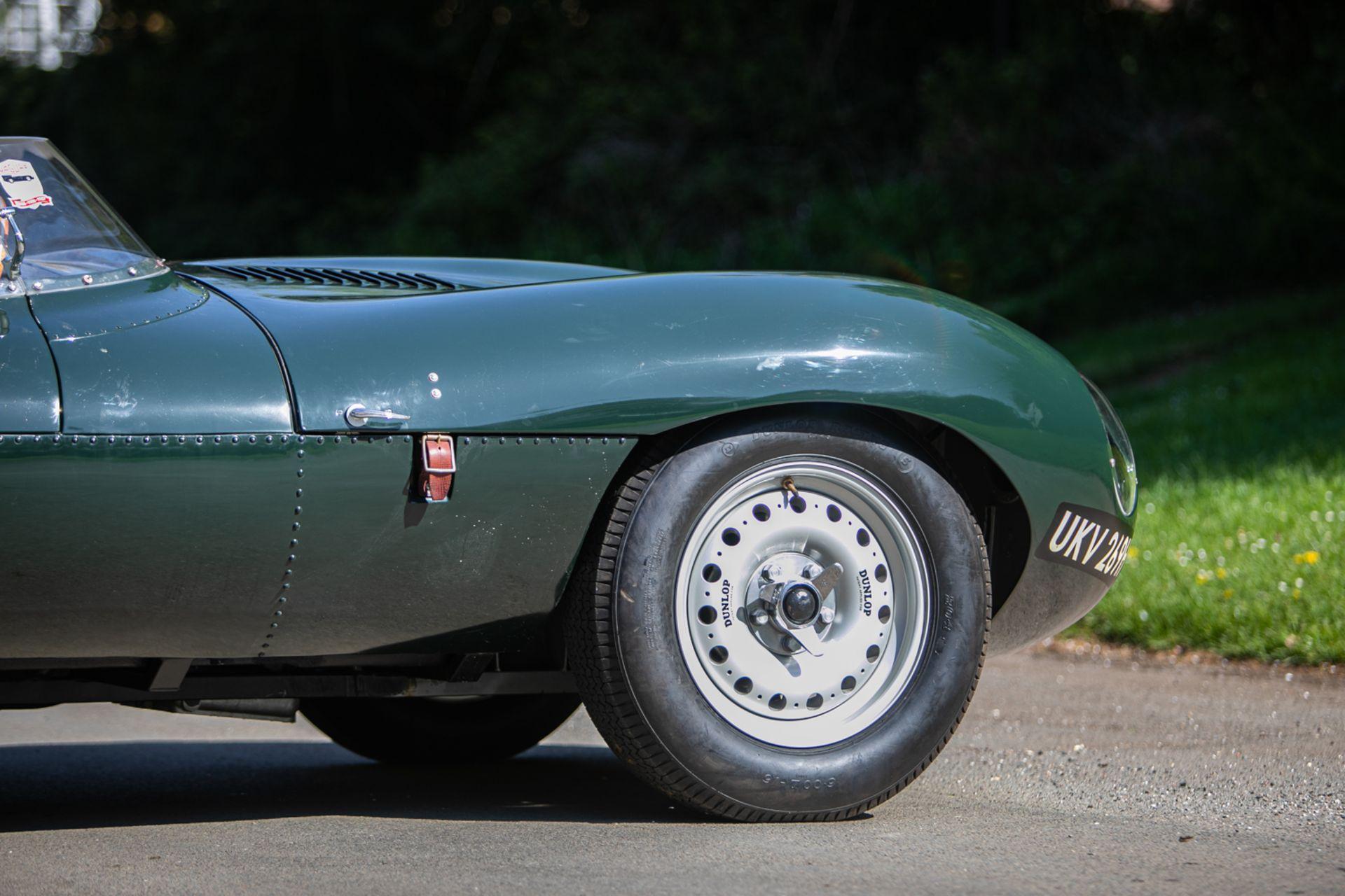 Lot 181 - 1969 Jaguar D-Type Replica
