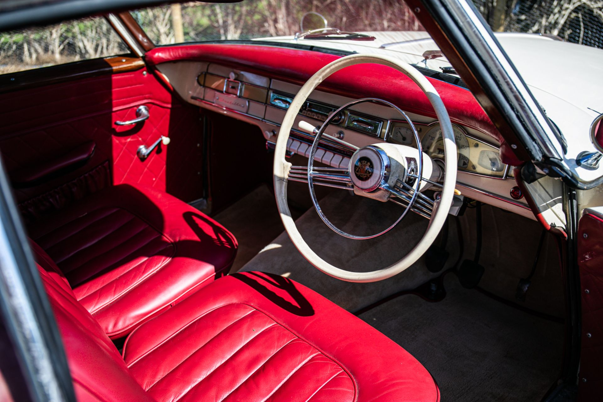 Lot 104 - 1959 Borgward Isabella Coupe