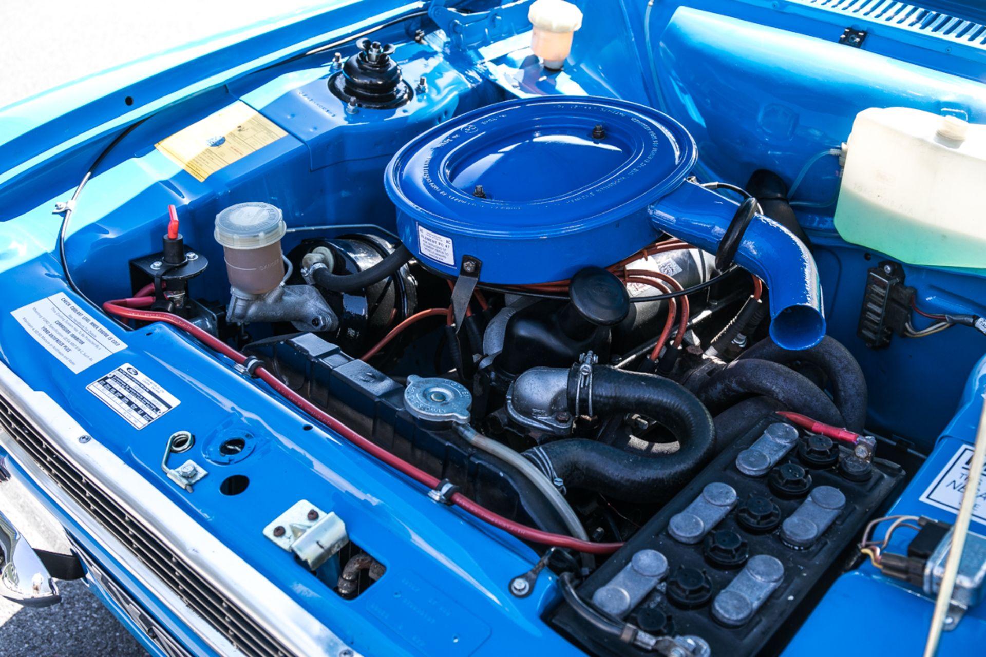 Lot 196 - 1973 Ford Escort 1600 Mexico