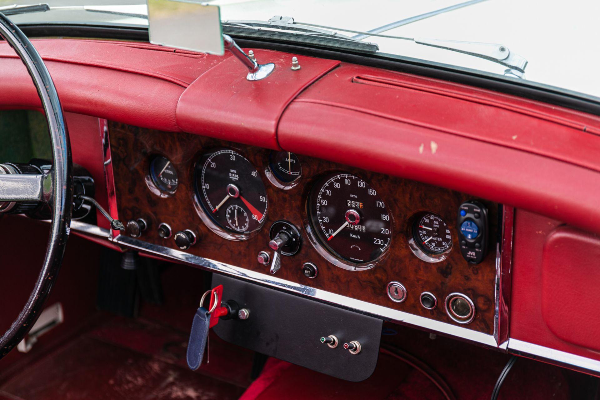 Lot 179 - 1960 Jaguar XK 150 'S' 3.4 Roadster