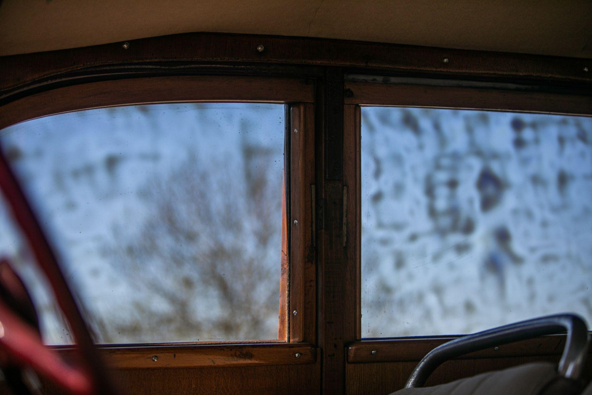 Lot 111 - 1948 Peugeot 202 Canadienne Camionette Boisée