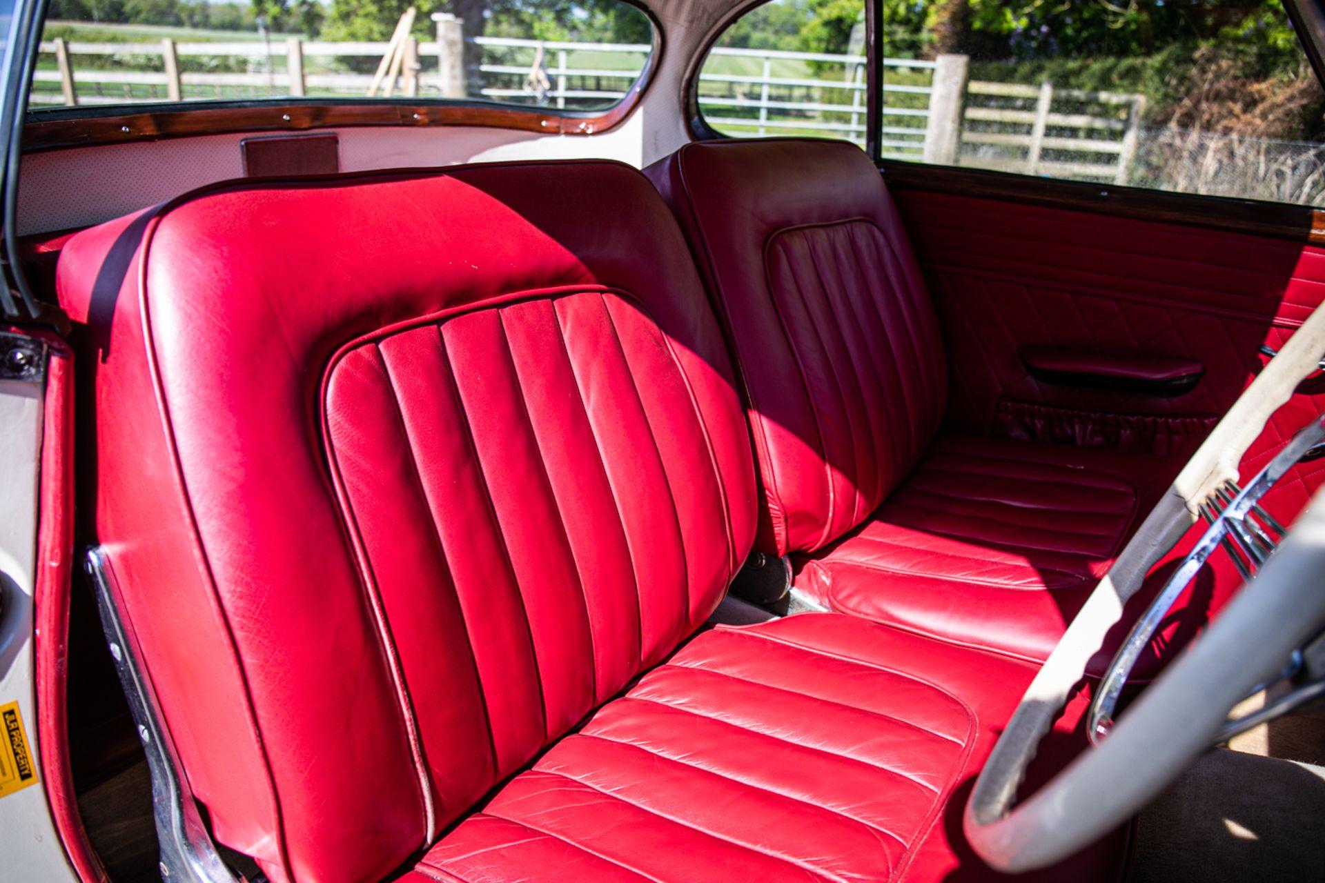 Lot 104 - 1959 Borgward Isabella Coupe