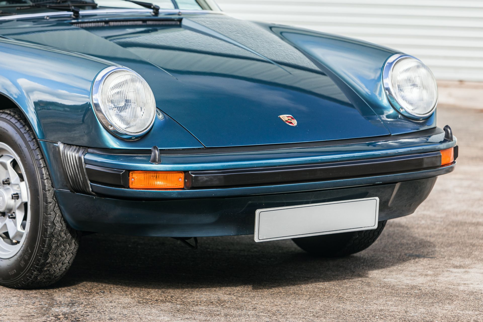 Lot 118 - 1977 ('78 M/Y) Porsche 911SC 3.0-litre Targa