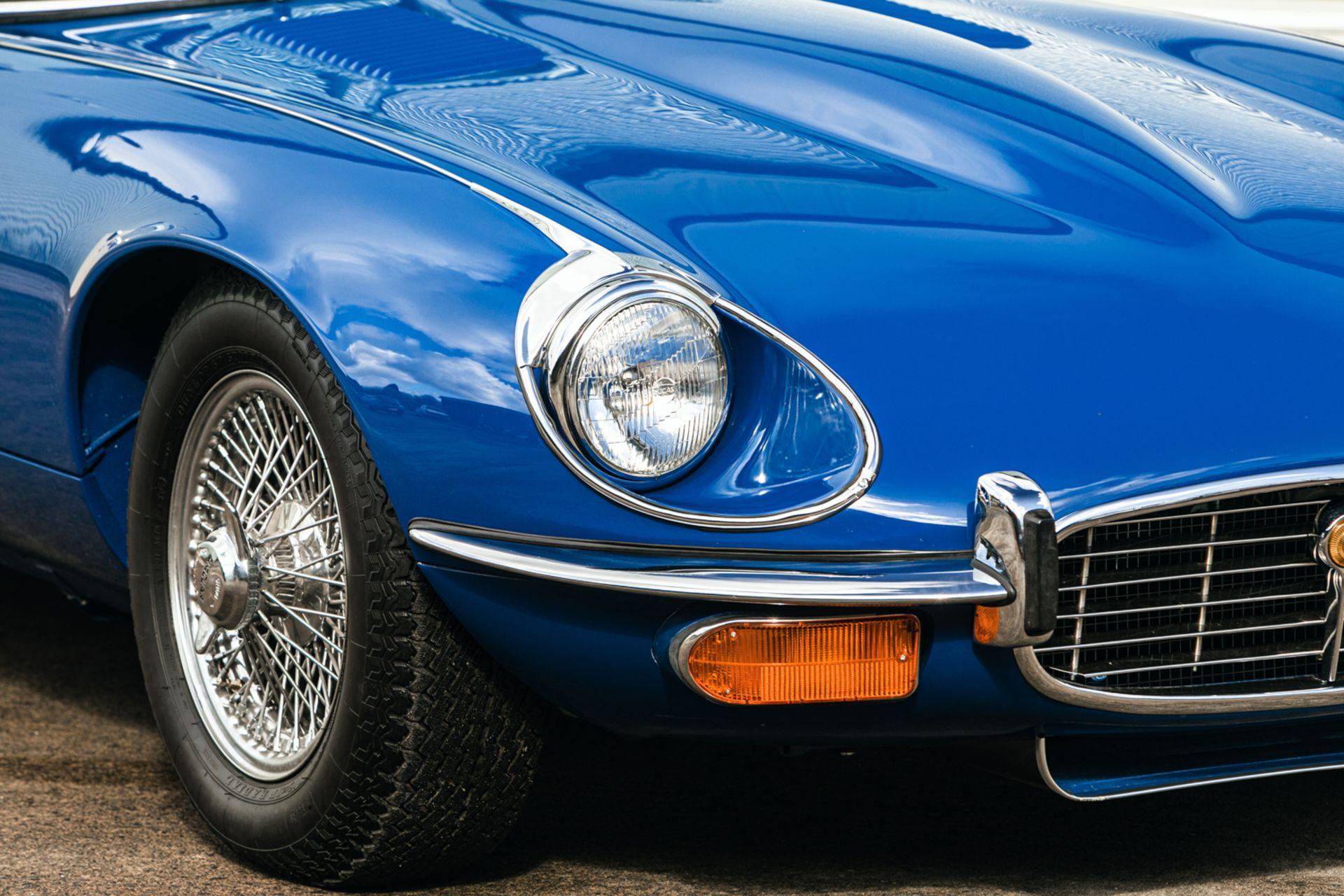 Lot 122 - 1973 Jaguar E-Type Series 3 V12