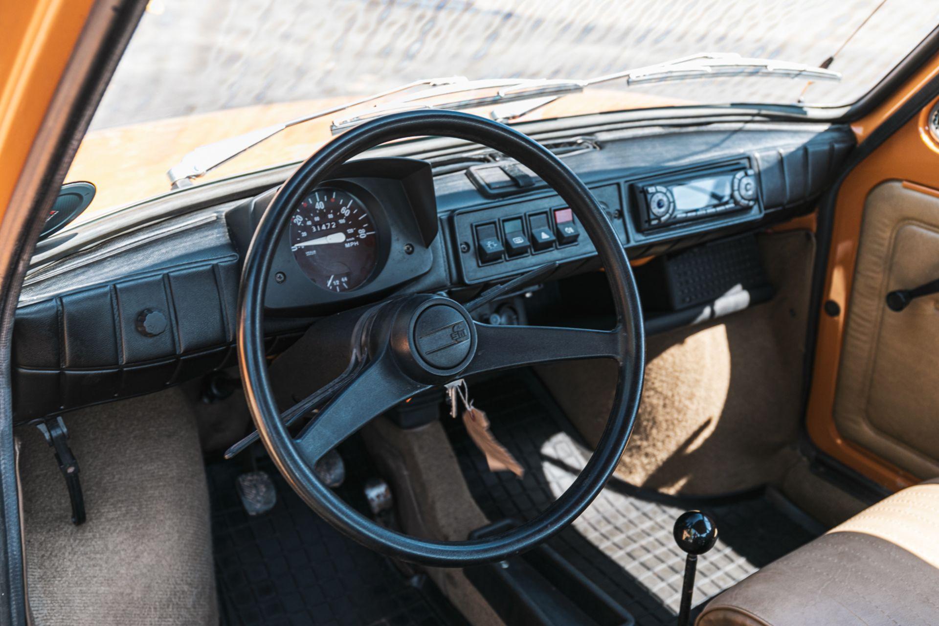 Lot 110 - 1983 Polski Fiat 126p