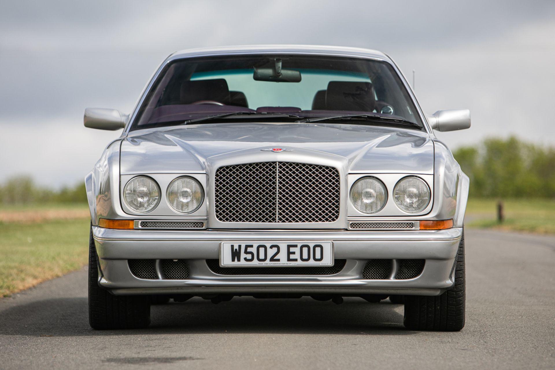 Lot 161 - 2000 Bentley Continental R Mulliner 'Widebody'