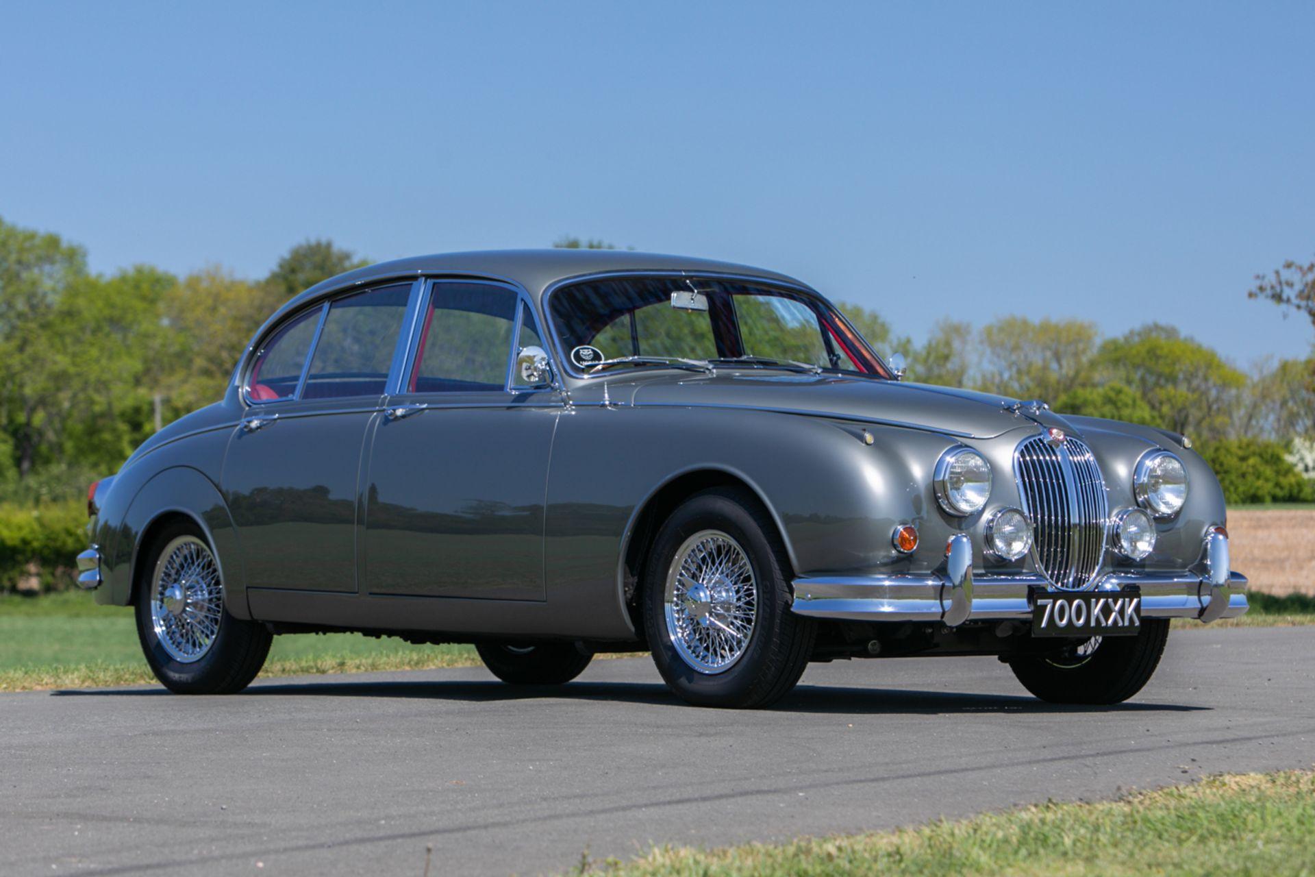 Lot 148 - 1961 Jaguar Mk2 3.8-litre manual/overdrive