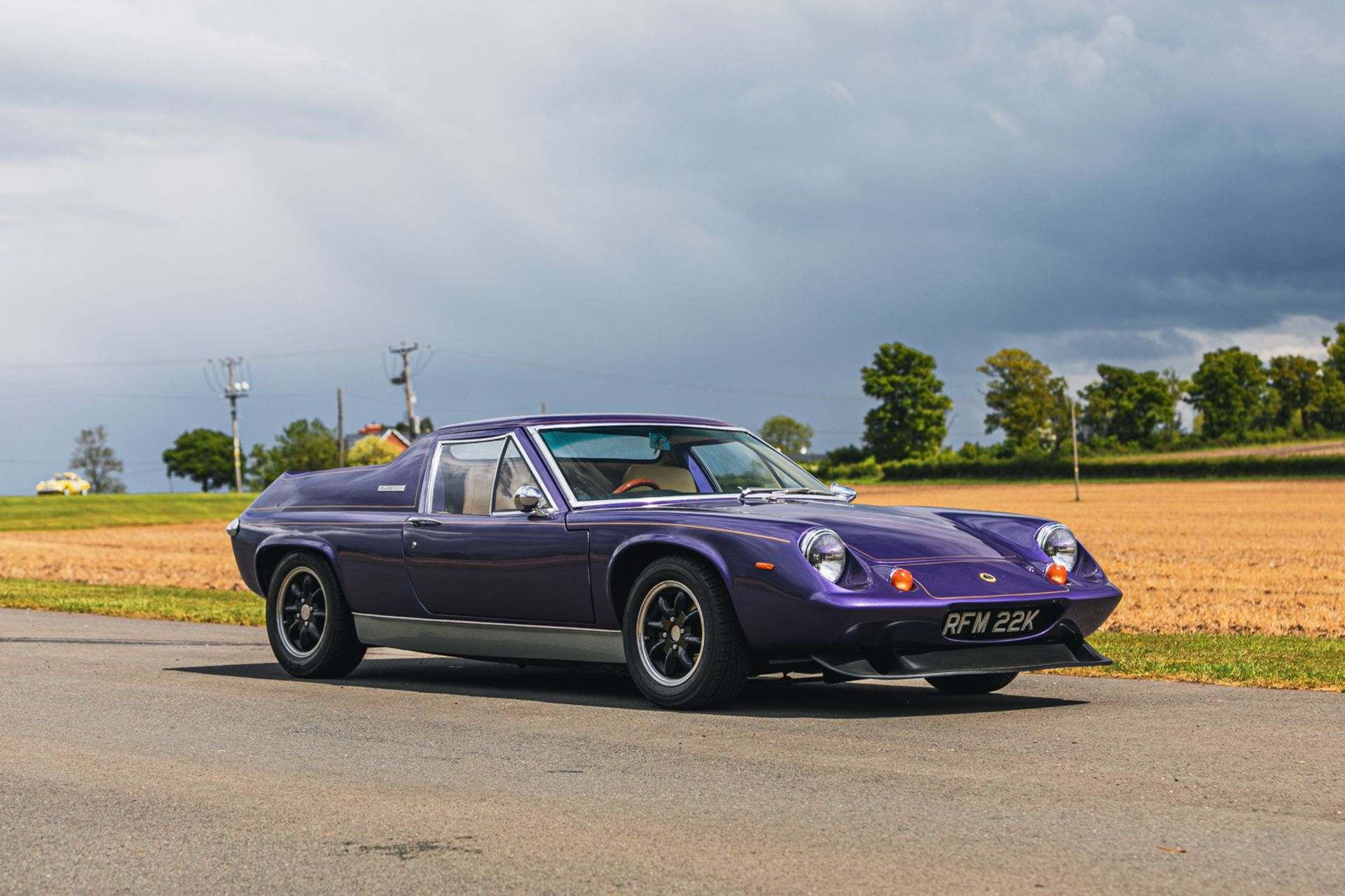 Lot 152 - 1971 Lotus Europa Twin-Cam