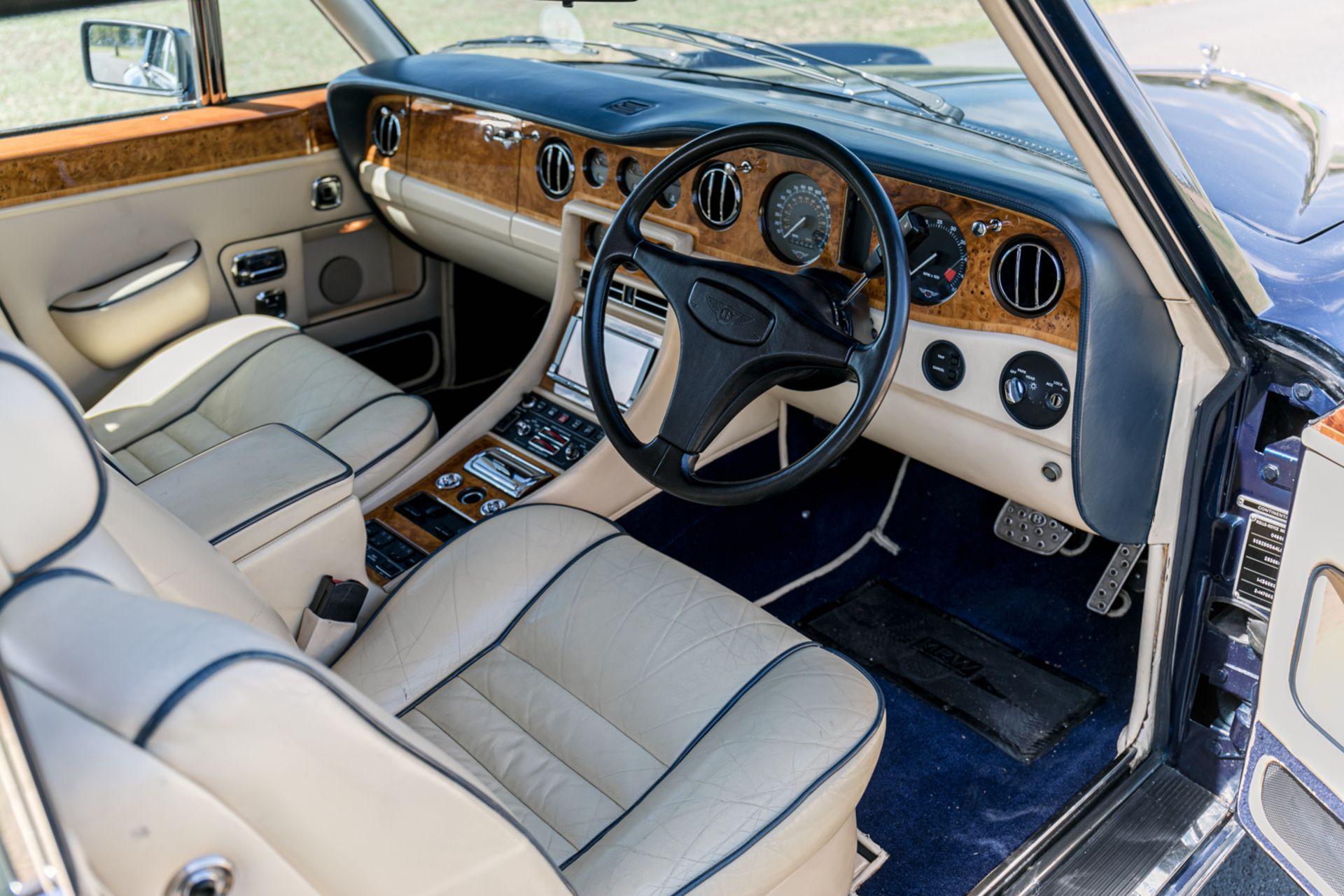 Lot 151 - 1991 Bentley Continental Convertible III