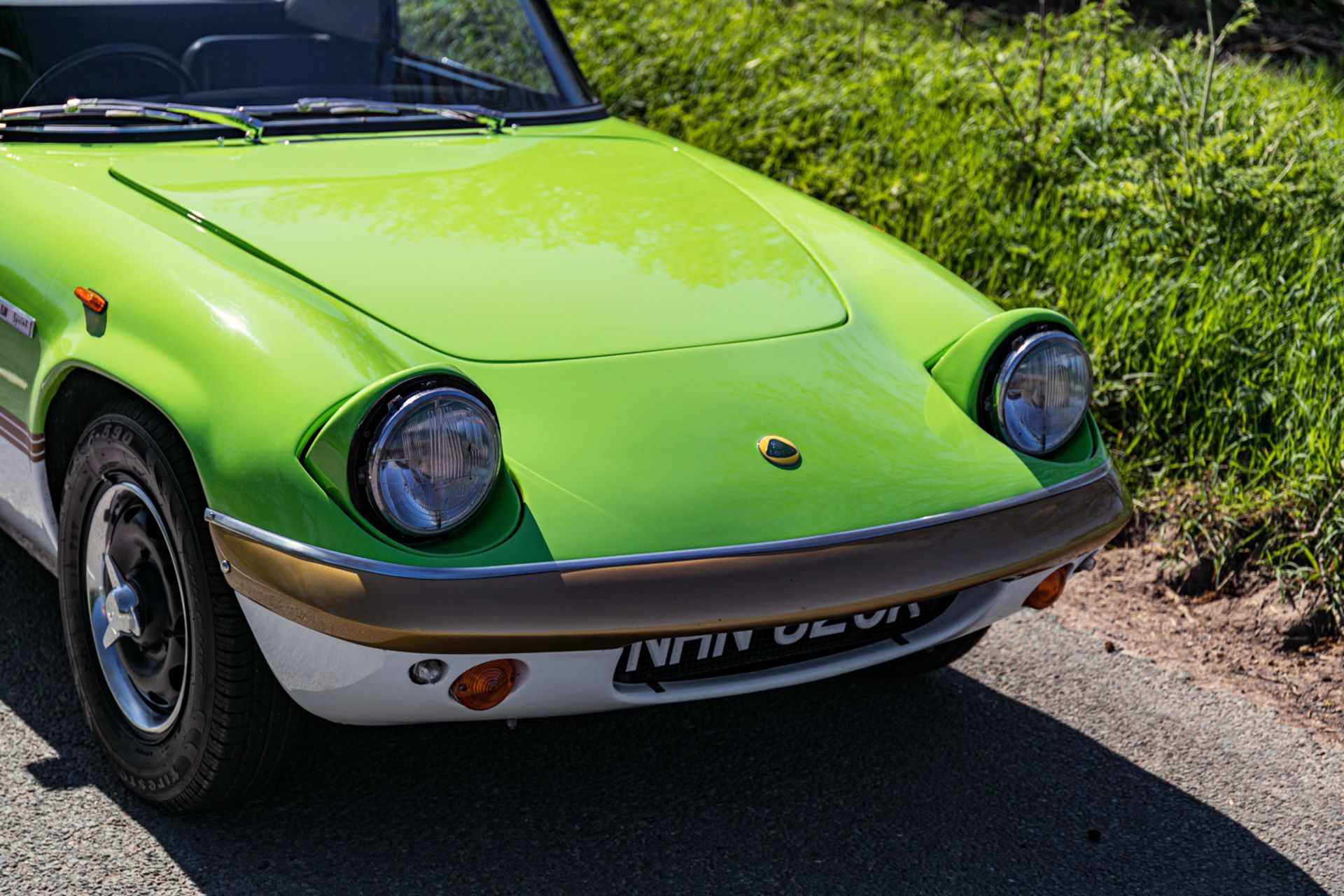 Lot 150 - 1972 Lotus Elan Sprint