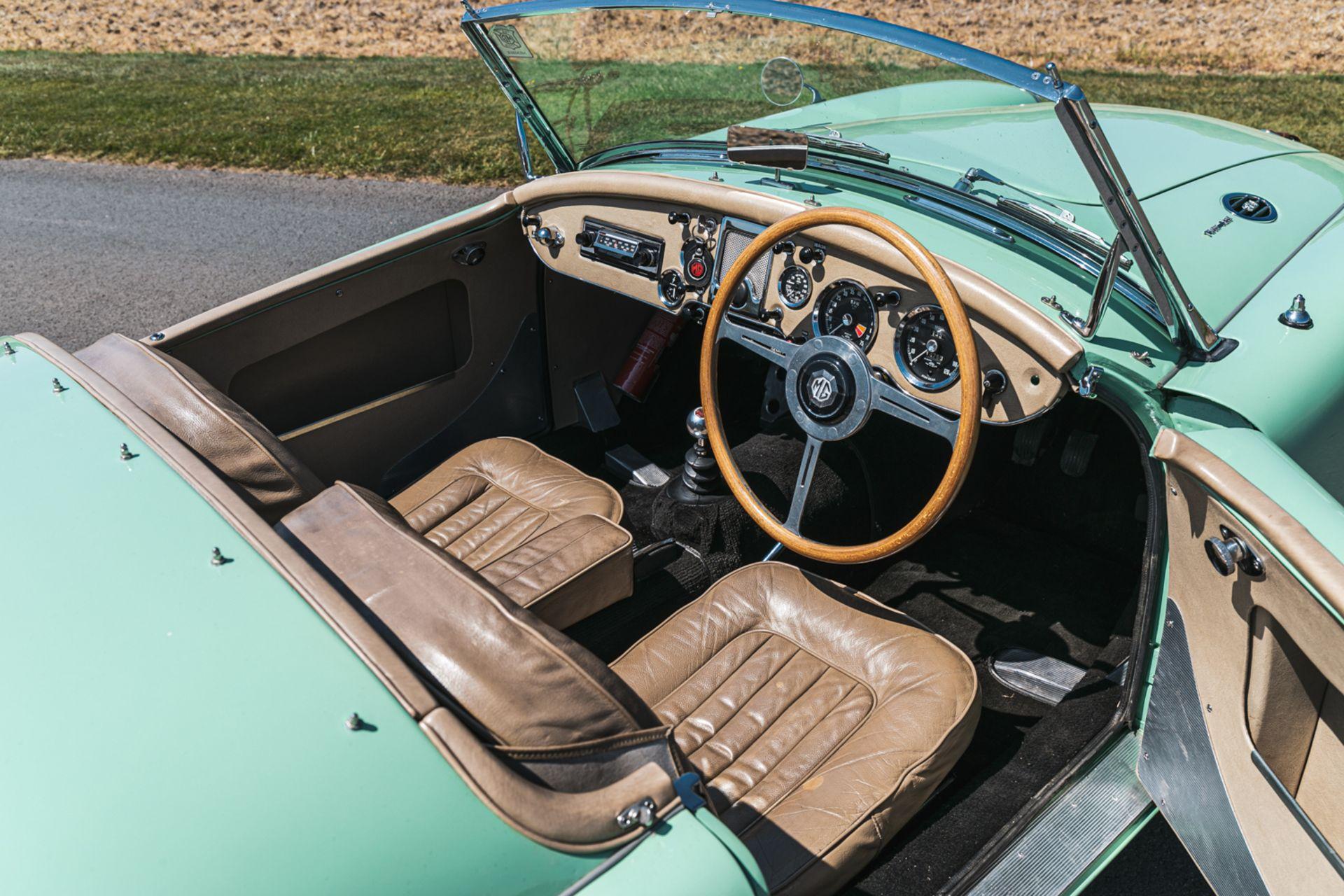 Lot 183 - 1958 MGA Twin Cam Roadster