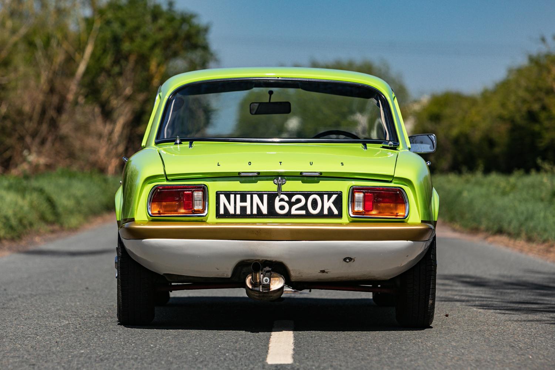 Lot 150 - 1972 Lotus Elan Sprint