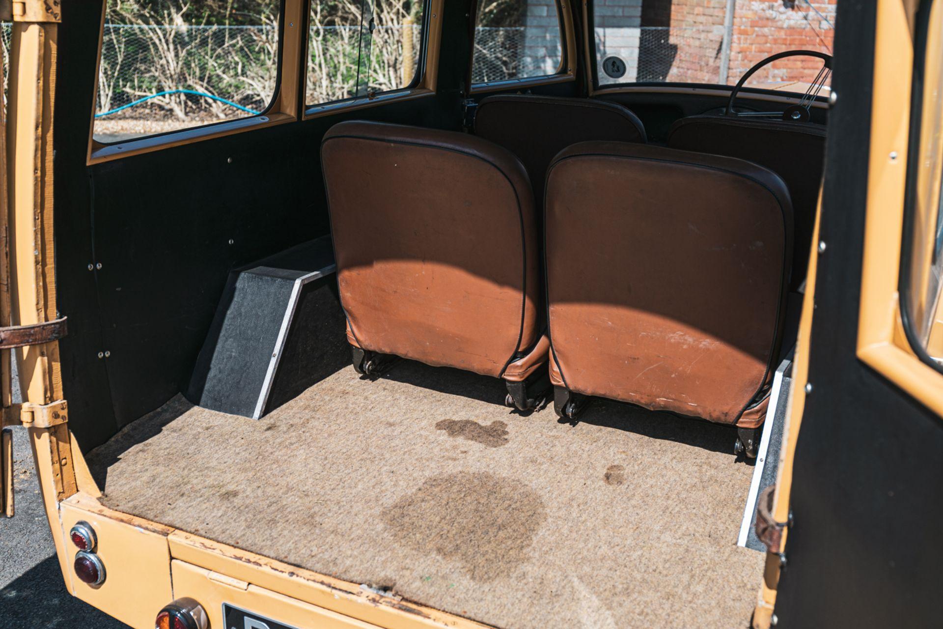 Lot 101 - 1952 Jowett Bradford Utility De Luxe