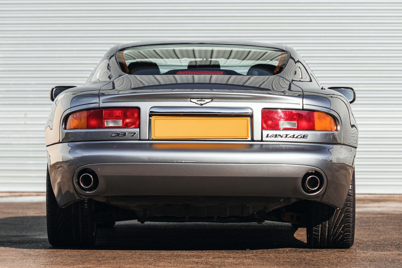 Lot 127 - 2003 Aston Martin DB7 Vantage