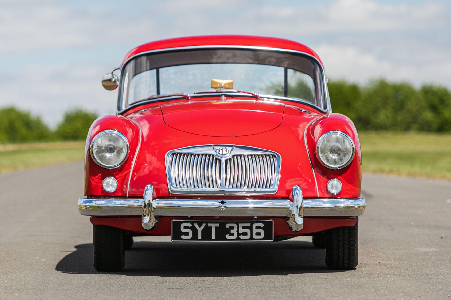 Lot 195 - 1957 MGA 1500 Coupe