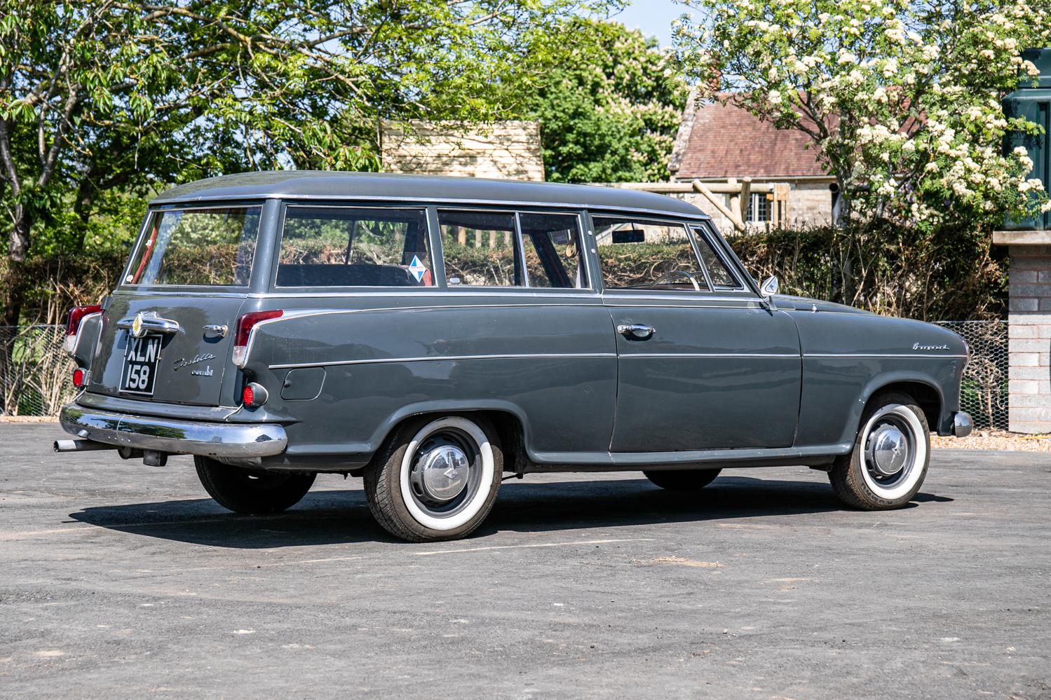Lot 109 - 1959 Borgward Isabella Combi