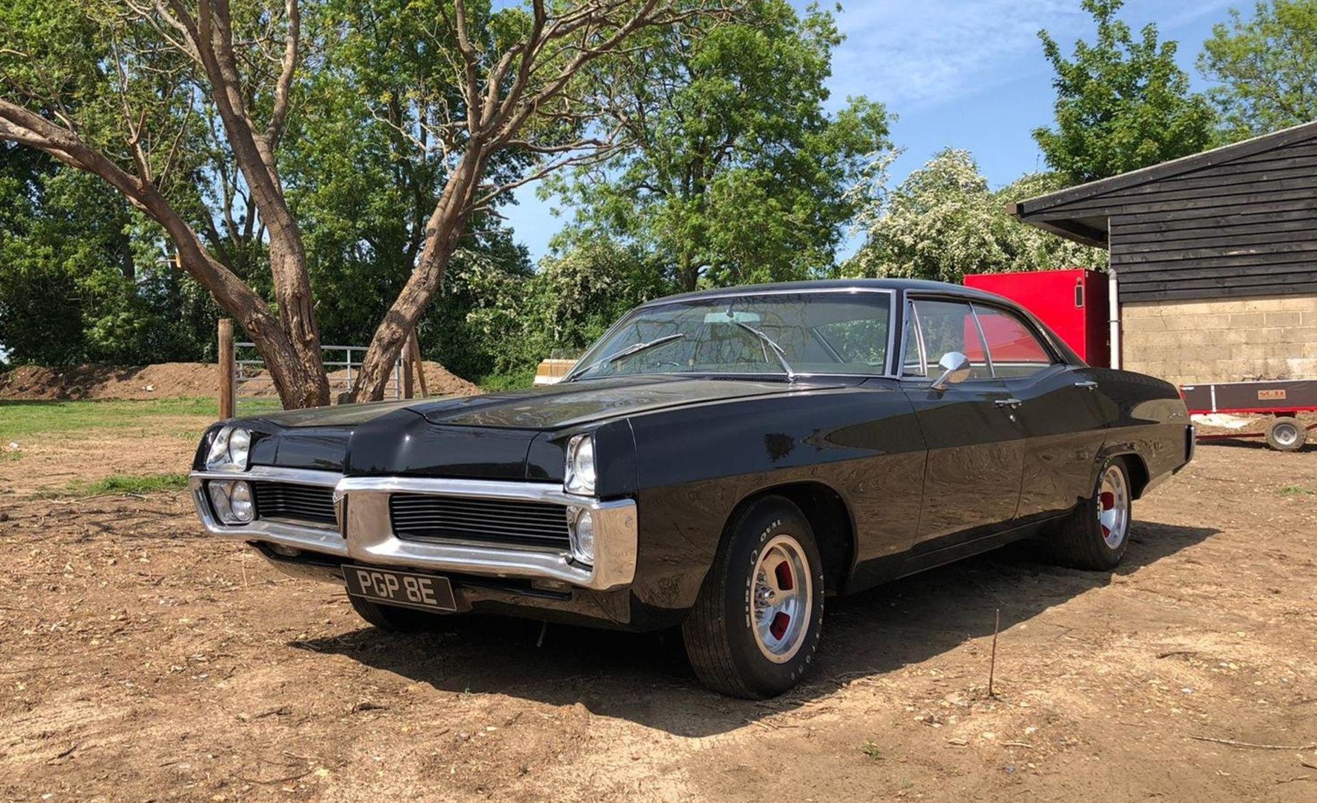 Lot 192 - 1967 Pontiac Parisienne