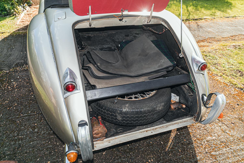 Lot 160 - 1951 Jaguar XK120 3.4 Roadster