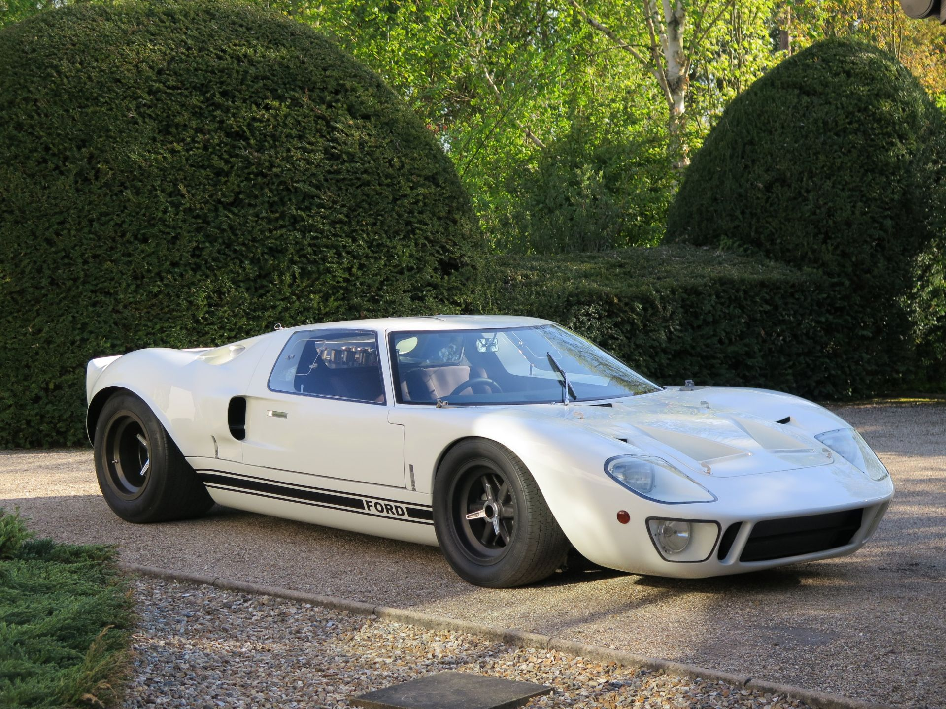 Lot 146 - 1968 Ford GT40