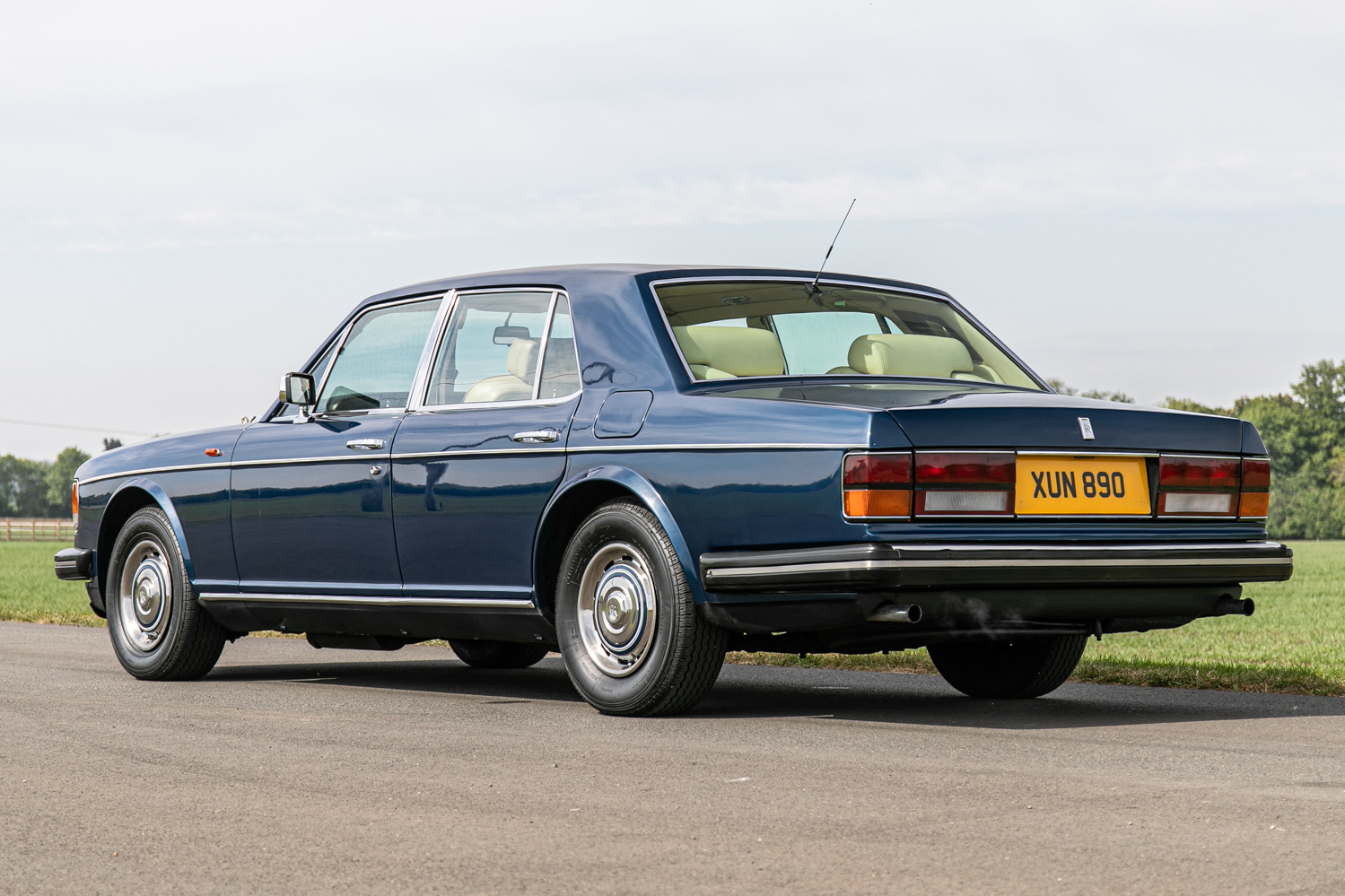 Lot 102 - 1982 Rolls-Royce Silver Spirit