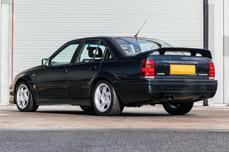 Lot 131 - 1992 Vauxhall Lotus Carlton