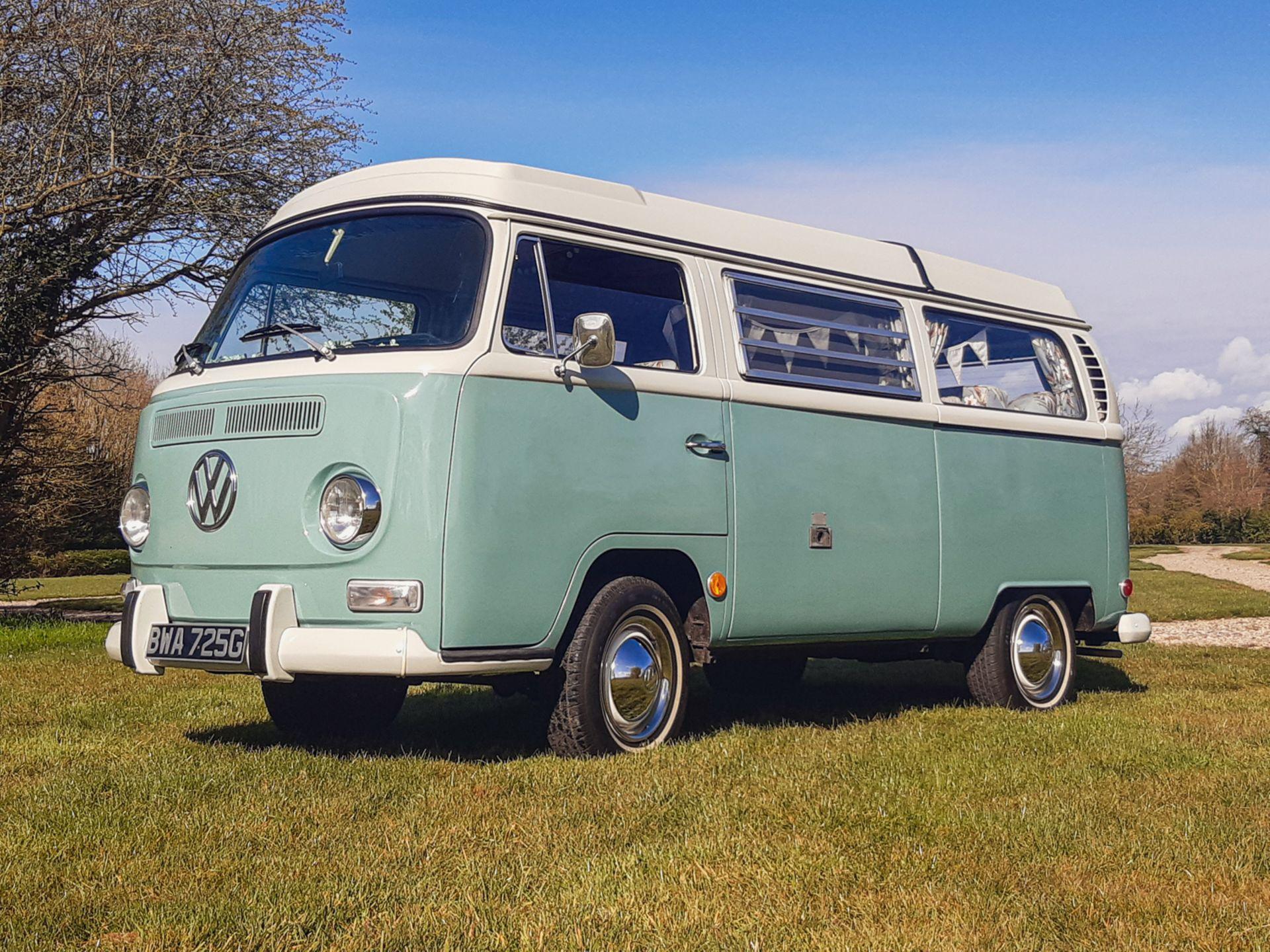 Lot 178 - 1969 Volkswagen Type 2 Westfalia 'Bay Window' Camper Van