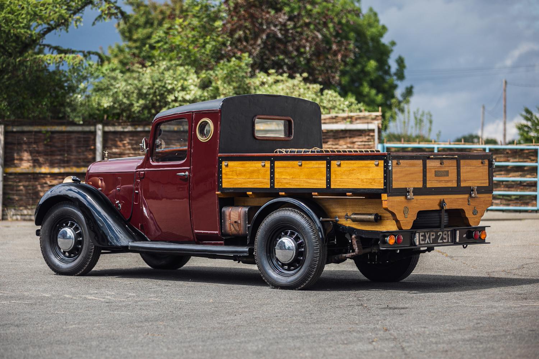 Lot 311 - 1938 Austin Light 12/4 Pickup