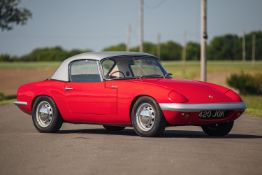 1963 Lotus Elan 'Bourne Bodied' S1