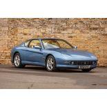 2001 Ferrari 456M GTA