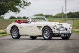 1964 Austin Healey 3000 Mk3 BJ8 (Phase 2)