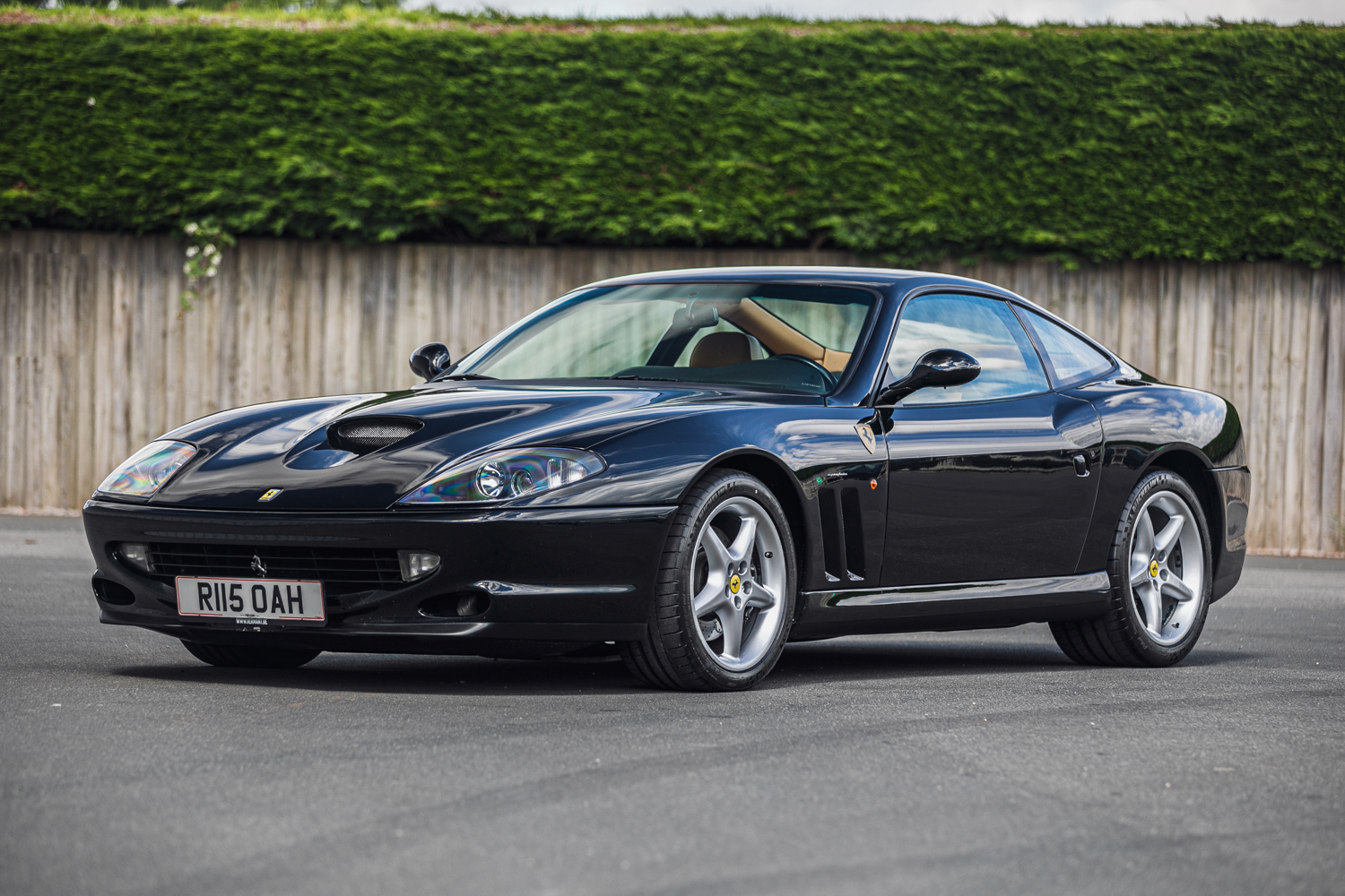 Lot 421 - 1997 Ferrari 550 Maranello